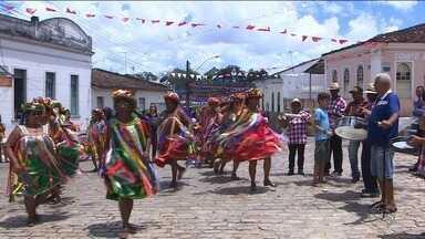 Encontro Cultural de Laranjeiras atrai público de todo o estado - Encontro Cultural de Laranjeiras atrai público de todo o estado.