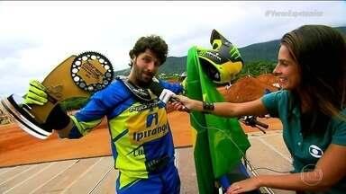 """Fred Kyrillos vence desafio """"Duelo de Motos"""" em Minas Gerais - Fred Kyrillos vence desafio """"Duelo de Motos"""" em Minas Gerais"""