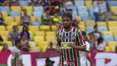 """""""Você Viu?"""": Gustavo Scarpa ainda não se reapresentou ao Fluminense após férias - Paulo Autuori afirmou que ainda aguarda retorno do jogador para iniciar os trabalhos este ano."""