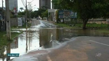 Chuvas causam destruição em Juazeiro do Norte - Saiba mais em g1.com.br/ce