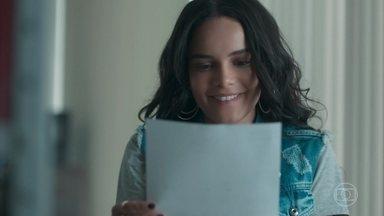 K2 coloca seu nome no exame de sangue de Samira - Ela usa o computador da escola para falsificar o documento e liga para Tato. Noboru percebe a distração do rapaz e pede que Tato tire uma folga