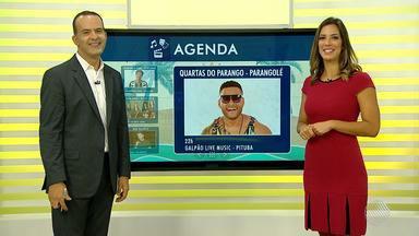 Confira as opções de lazer para esta quarta-feira (10) em Salvador - Veja na agenda do JM.
