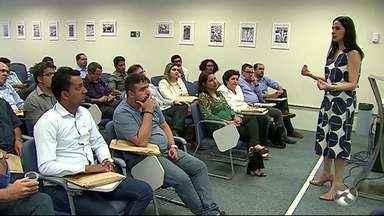 Reunião explica projeto de financiamento da Caixa Econômica Federal para Caruaru - Intenção era explicar como esse financiamento funciona.