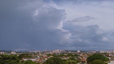 Estado de São Paulo tem o começo de ano mais chuvoso dos últimos quatro anos - Chuva ganhou força após meses de estiagem.
