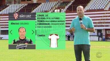 Giro do Gauchão: após três anos, São Luiz de Ijuí retorna ao campeonato - No Juventude, de Caxias do Sul, Antônio Carlos Zago comanda o time para o Gauchão.