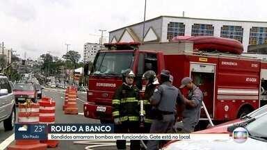SP1 - Edição de segunda-feira, 15/01/2018 - Polícia tem pistas para encontrar envolvidos no atropelamento no Sumaré. Filas para vacina da febre amarela atravessam a madrugada em São Bernardo. E mais as notícias da manhã.