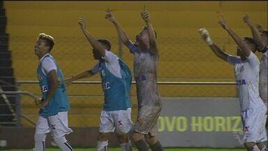 Santos vence o Figueirense e avança na Copa SP - Meninos da Vila venceram por 3 a 1. Adversário das oitavas de final é o Atlético-PR. O jogo será disputado nesta segunda-feira (15), às 17h30, em Franca.