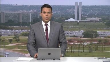 DFTV Primeira edição - Edição de segunda-feira, 15/01/2018 - Detran usa drone para flagrar irregularidades de motoristas em uma blitz no Eixo Monumental. E mais as notícias da manhã.
