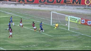 Campinense vence o Atlético-PB e segue 100% no Paraibano - Raposa faz 2 a 1 no Trovão Azul e lidera o Grupo A.
