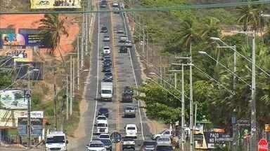Estrada até o Porto das Dunas será duplicada, anuncia governo - Confira mais notícias em G1.globo.com/ce