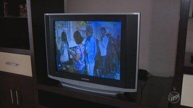 Melhora na qualidade da imagem é um dos ganhos com o sinal digital da TV aberta - Sinal analógico será desligado à meia noite de quinta-feira na região de Campinas.