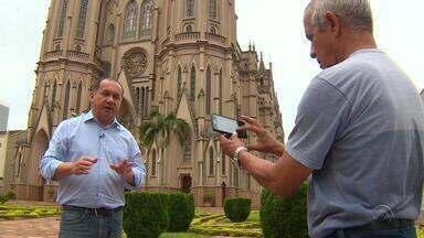 Responda: 'Que Brasil você quer para o futuro?' e participe dos telejornais da Globo - Saiba como enviar o seu vídeo.