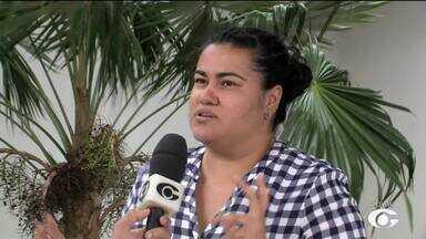 Pré-lançamento de livro sobre o Afoxé acontece na quarta-feira (17), em Maceió - Escritora Daniela Beny, fala da obra que é fruto de uma pesquisa sobre ensaios e apresentações de um grupo de Afoxé.