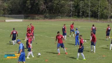 Paraná Clube e União entram em campo no primeiro jogo do Paranaense - O jogo vai ser em Francisco Beltrão.