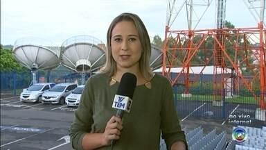 Sinal analógico de TV será desligado nas regiões de Sorocaba e Itapetininga - O sinal analógico de TV será desligado nesta quarta-feira (17) nas regiões de Sorocaba (SP), Jundiaí (SP) e Itapetininga (SP). Os repórteres Rafael Fachim e Beatriz Buosi têm mais informações.