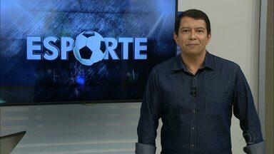 Kako Marques apresenta as notícias do Esporte nesta quarta-feira - Confira as notícias esportivas de hoje.