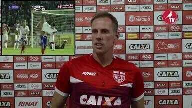 Goleiro do CRB, João Carlos responde quiz - Confira o que ele falu!