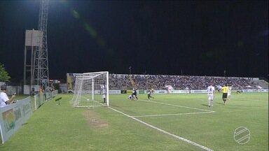 G9 aproveita o rebote e faz o terceiro do Corumbaense contra o Operário Atlético - G9 aproveita o rebote e faz o terceiro do Corumbaense contra o Operário Atlético