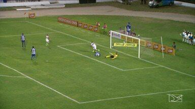 Sampaio empata durante sua estreia na Copa do Nordeste - Jogo contra o C.S.A ficou no quase.