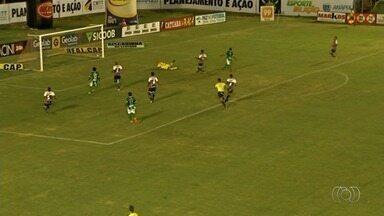 Rio Verde vence o Anápolis por 3 a 2, de virada - Verdão do Sudoeste leva a melhor no Jonas Duarte
