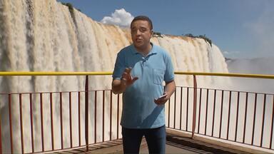 Qual Brasil você quer pro futuro? - Os repórteres da RPC percorrem pontos conhecidos do Paraná e explicam como você pode enviar um vídeo, com a sua resposta.