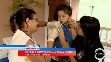 São José investiga segundo caso de febre amarela - Paciente de 50 anos está internado.