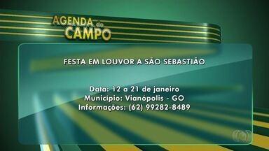 Confira eventos do agronegócio em Goiás - Agenda do Campo destaca festas e encontros.