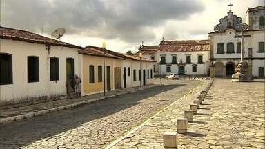 Queijadinha faz sucesso entre turistas que vem a Sergipe - Doce é produzido no município de São Cristóvão (SE).