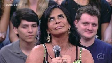 Gretchen fala sobre sua fama de Rainha dos Memes - Cantora e dançarina está morando em Mônaco mas planeja envelhecer em Portugal