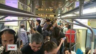 Trajeto do norte ao sul da Capital é feito por transporte público no BDSP - Produtor percorreu a cidade usando ônibus, metrô e carro.