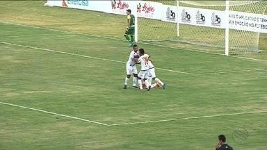 Itabaiana vence o Socorrense por 2 a 0 - Partida ocorreu na Arena Batistão. Com resultado, Tricolor subiu para a vice-liderança do Campeonato Sergipano.