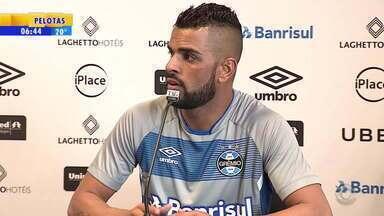 Sem vitórias no Gauchão, time de transição do Grêmio enfrenta o São José - Assista ao vídeo.