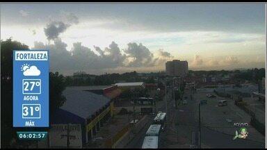 Veja a previsão do tempo no Bom dia CE desta sexta-feira (26) - Saiba mais em g1.com.br/ce