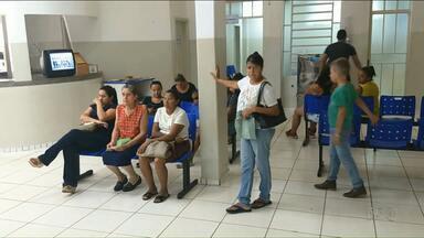 Aumenta procura pela vacina contra febre amarela em Umuarama - Umuarama é considerada uma área de risco por conta dos bosques, segundo a Vigilância em Saúde.