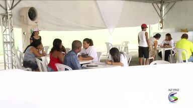 Vacinação contra a febre amarela é intensificada no Sul do Rio - Cidades recebem dia D de imunização contra a doença.