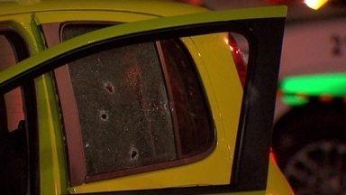 DFTV Primeira Edição - Edição de sexta-feira, 26/1/2017 - Homem é morto a tiros em uma das praças mais movimentadas de Águas Claras. Polícia Federal investiga mais um caso do golpe conhecido como dólar negro. E mais as notícias da manhã.