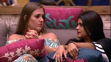 Ana Paula compara ex a Kaysar - Sister lembra de ex uruguaio