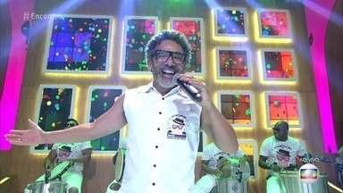 Simoninha homenageia Adoniran Barbosa - Ele canta 'Trem das Onze'
