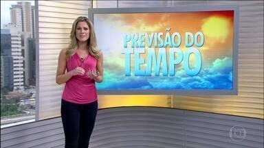 Região Sudeste tem risco de temporal nesta quarta (31) - Pode chover a qualquer hora no Rio de Janeiro, centro-norte de Minas Gerais e em todo o Espírito Santo.