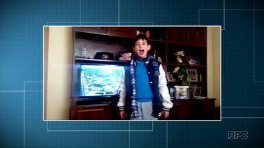 Os telespectadores chamam os intervalos do Paraná TV - Mande seu vídeo também. (45) 9 9951-5958.
