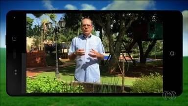 Telespectadores participam do quadro 'Imagens do Campo' - Telespectadores enviam fotos e vídeos.