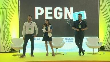 Campus Party Brasil discute inovação em São Paulo - A feira de tecnologia e inovação durou cinco dias e o PEGN.Tec conta todas as novidades apresentadas.