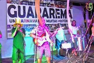 Concurso de marchinhas em Guararema teve 13 composições concorrendo ao título - Marchinha 'País da Impunidade' ficou em primeiro lugar na segunda edição do concurso de marchinhas em Guararema.