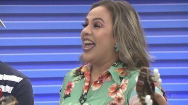 Kel Monalisa realiza show em Maceió - Evento acontece neste sábado.