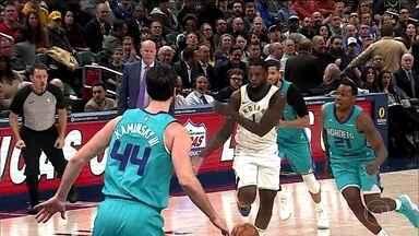 Rodada da NBA teve ginga de braço, recorde de pontos e dribles desconcertantes - Rodada da NBA teve ginga de braço, recorde de pontos e dribles desconcertantes