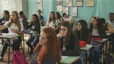 Mais de 14 mil alunos voltam às aulas em Pouso Alegre (MG) - Mais de 14 mil alunos voltam às aulas em Pouso Alegre (MG)