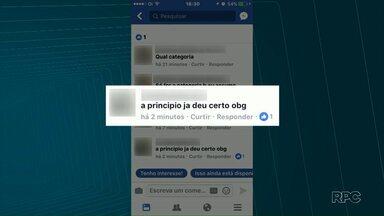 Paraná TV denuncia esquema de compra e venda de pontos da carteira - Tem gente vendendo pontos por até cem reais