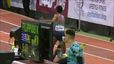 Dois quenianos e um marroquino protagonizam final inusitada no Mundial de Atletismo Indoor - Dois quenianos e um marroquino protagonizam final inusitada no Mundial de Atletismo Indoor