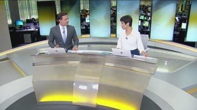 Jornal Hoje - Íntegra 07 Fevereiro 2018 - Os destaques do dia no Brasil e no mundo, com apresentação de Sandra Annenberg e Dony De Nuccio