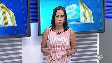 Pessoas são vítimas de assalto no bairro Indianópolis - Veja vídeo que registrou o momento do crime.